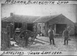 McAdams Blacksmith Shop, Batesford